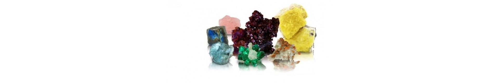 mineraux collection lithoterapie esoterisme pierre